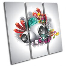 Abstract Speakers Illustration - 13-1854(00B)-TR11-LO